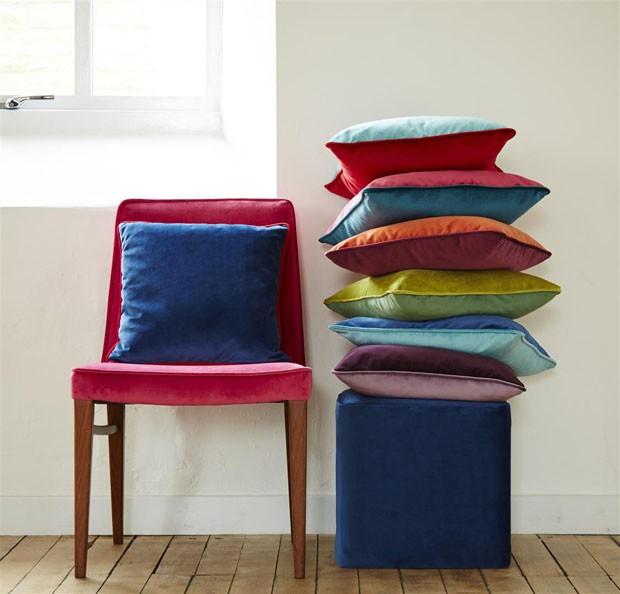 58 itens de decoração com veludo para comprar já e aderir à tendência (Foto: divulgação)