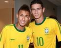 """Neymar enfrenta Ganso pela primeira vez na Europa: """"Está no meu coração"""""""