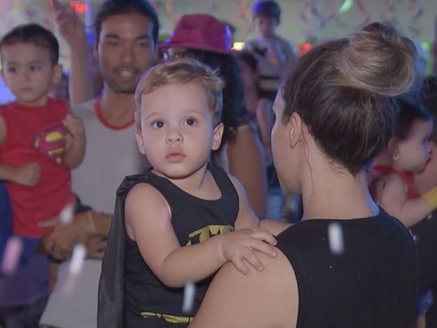 Maioria das cidades tem matinês para a criançada nesta terça-feira  (Foto: Reprodução / TV TEM)