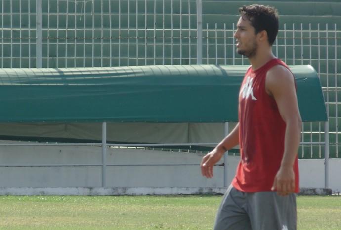 Lenny, boavista (Foto: Gustavo Garcia / GloboEsporte.com)