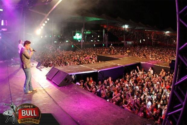 Superbull vem a Londrina com shows e rodeio (Foto: Divulgação)