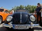 Fãs do VW Fusca fazem encontro na Romênia