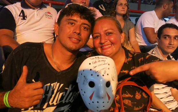 Rony Jason irmaos ufc mma (Foto: Adriano Albuquerque)