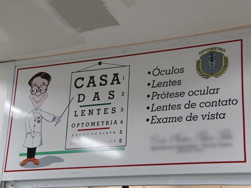 Profissionais realizam exames médicos sem qualificação (Foto: Polícia Civil/Divulgação)