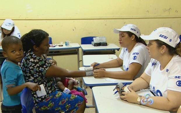 Ação Global no Amapá conta com 220 parceiros e 1500 voluntários (Foto: Bom Dia Amazônia)