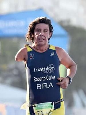 Roberto Carlos Paratriathlon Rio 2016 (Foto: Confederação Brasileira de Triathlon)