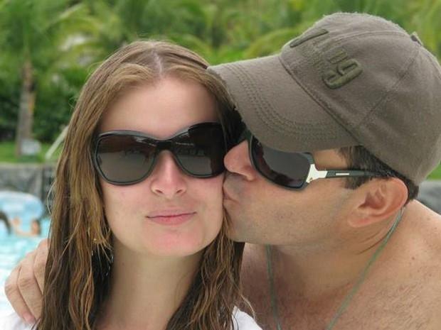 Meirilane e Ari Júnior estavam casados há sete anos, Goiás (Foto: Reprodução/Facebook)