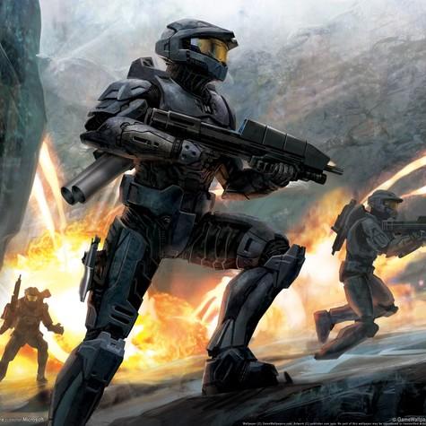 Videogame Halo (Foto: Reprodução da internet)