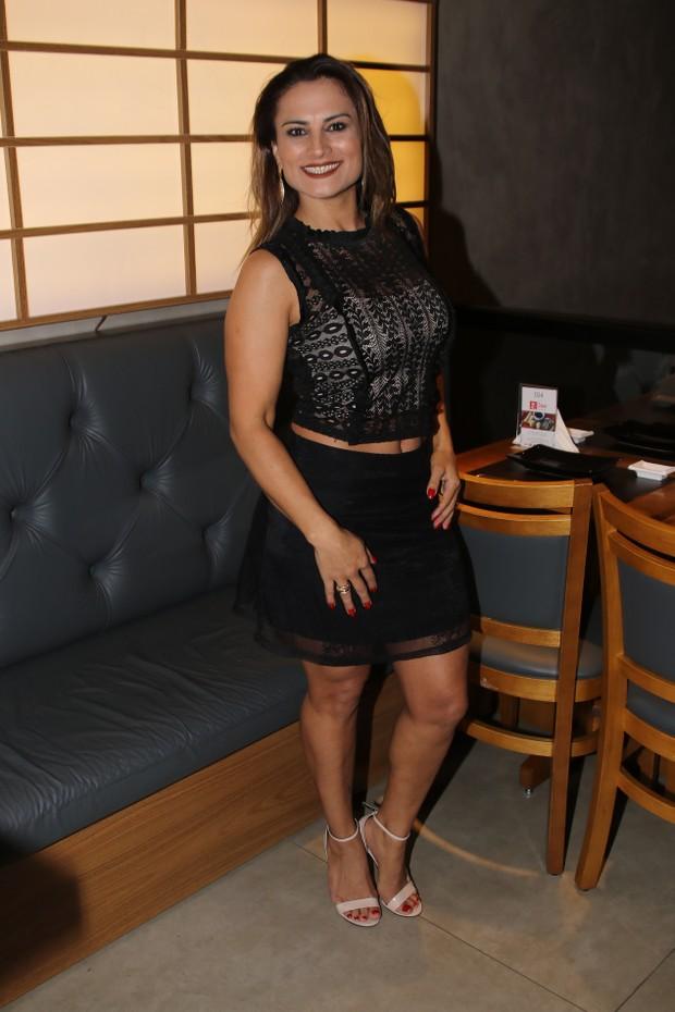Marcia Imperator  (Foto: Thiago Duran/AgNews )