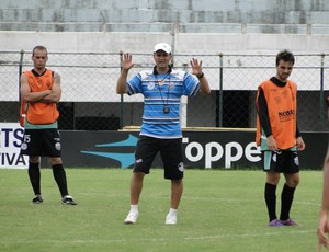 Wagner Lopes, técnico do Comercial (Foto: Gabriel Lopes / Comercial FC)