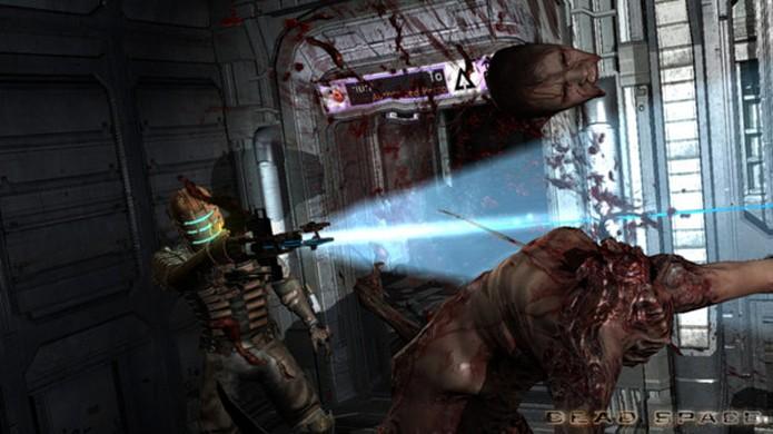 Dead Space trouxe um tipo diferente de terror no espaço sideral com alienígenas (Foto: Reprodução/Steam)