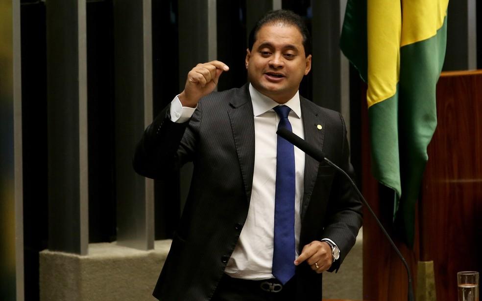 O deputado federal Weverton Rocha (PDT-MA) (Foto: Wilson Dias/Agência Brasil)