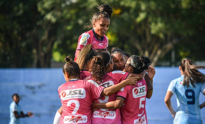 São José futebol feminino x Foz Cataratas Copa do Brasil Feminina (Foto: Arthur Marega Filho/São José Futebol Feminino)