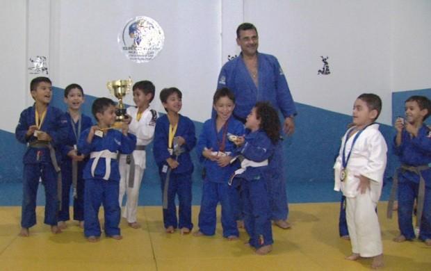 'Fraldinhas' já conquistaram medalhas em campeonatos (Foto: Amazônia Revista)