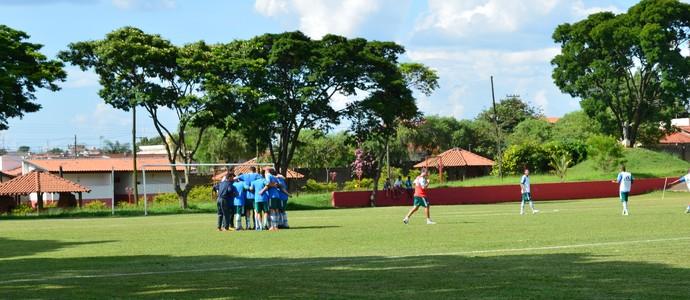 Palmeiras estreia na Copa SP,  neste sábado, contra o Fluminense de Feira-BA (Foto: Angelo Tedeschi)