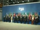 Em clima de descontração, líderes do G20 fazem foto oficial na Austrália