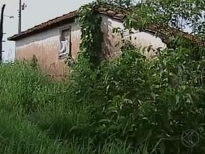 Casal de idosos duplo homicídio entre Sacramento e Conquista (Foto: Reprodução/TV Integração)