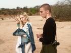 Madonna sobre Rocco, preso por posse de maconha: 'Eu o amo muito'