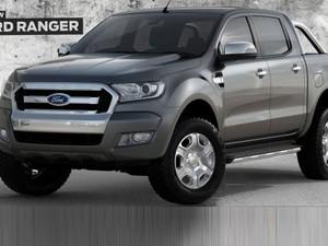 Ford Ranger (Foto: Reprodução/Facebook/FordRanger)