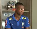 Vinícius Jr. reclama das especulações e quer cumprir contrato com Flamengo
