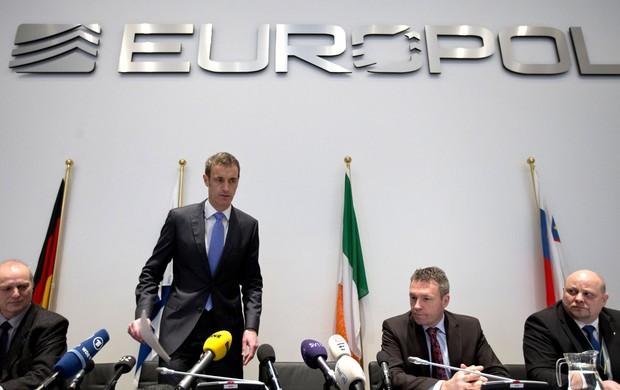 Rob Wainwright diretor da europol (Foto: Agência AP)