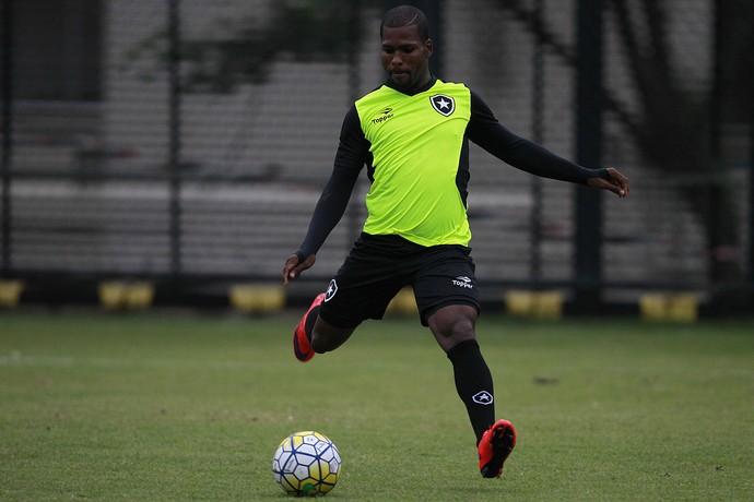 Marquinho Botafogo (Foto: Vitor Silva / SSpress / Botafogo)