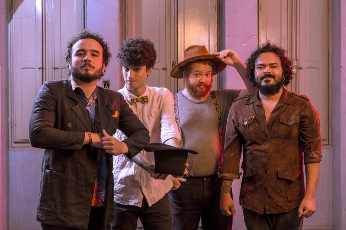 Babulina lança primeiro disco após cinco anos de estrada (Foto: Felipe Amarelo)