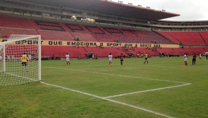 sport feminino (Foto: Divulgação /  Sport)