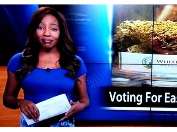 Veja 'repórter demitida' e mais cenas curiosas durante programas ao vivo