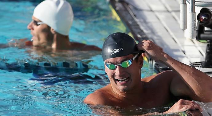 Nathan Adrian natação (Foto: Getty Images)