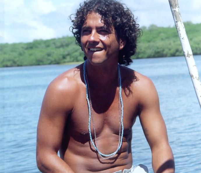 Marcos Palmeira deu vida ao pescador Guma (Foto: CEDOC / TV Globo)