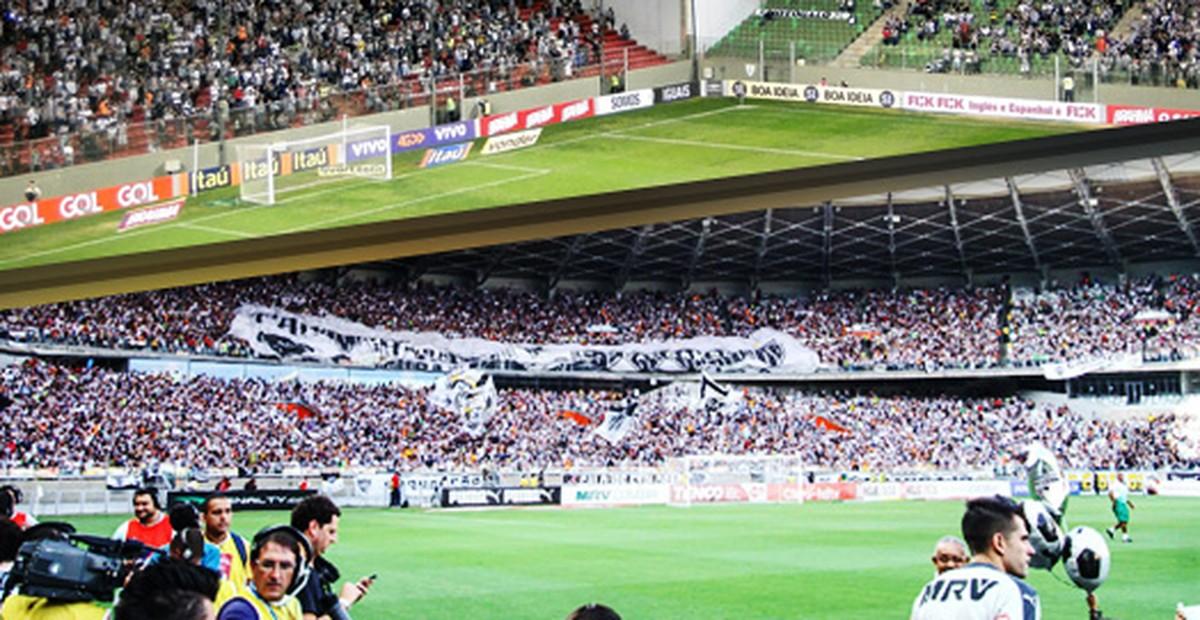 Em qual estádio o Galo deve mandar o jogo da final da Copa do Brasil?