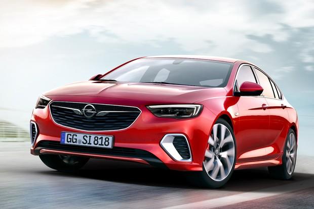 Opel Insignia ganhou a sigla GSi em nova versão esportiva (Foto: Divulgação)