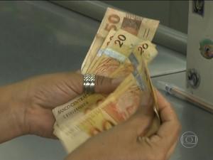 Salário (Foto: Rede Globo)