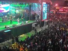 São João é comemorado com festa em Campina Grande e Caruaru