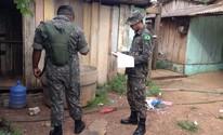 PB vai receber 1,5 mil militares para combate (Júnior Freitas/G1)