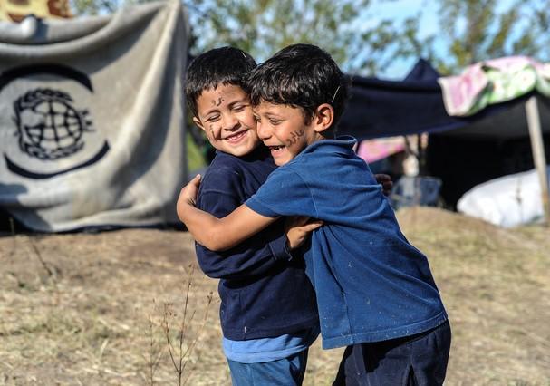 Saiba como ajudar as vítimas da guerra na Síria (Foto: Getty Images)