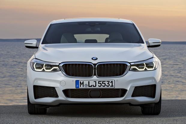 BMW Série 6 GT 2018 (Foto: Divulgação)