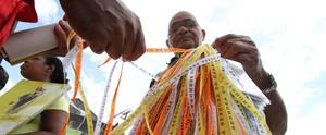 Toda a tradição da Festa do Carmo no Recife (Aldo Carneiro/Pernambuco Press)