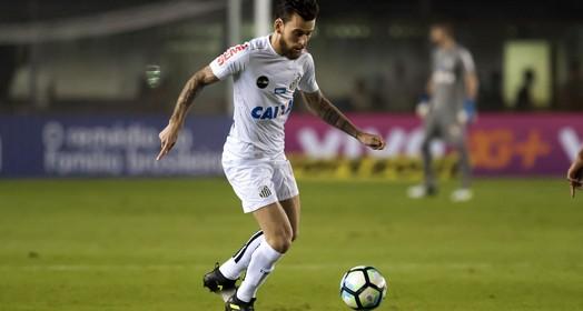 barbas de molho (Ivan Storti/ Santos FC)