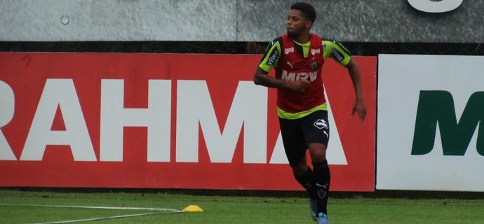 André, atacante do Atlético-MG (Foto: Rafael Araújo)
