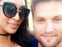 Ex-BBB Amanda Djehdian posta foto com novo namorado
