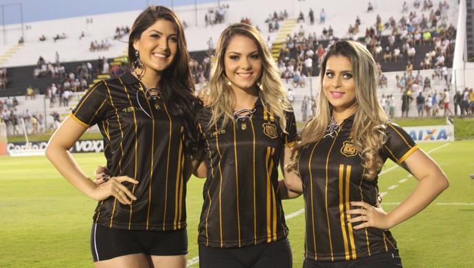 ABC - Musas centenário ABC (Foto: Diego Simonetti/Blog do Major)