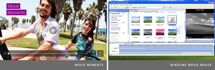 A versão do Windows Movie Maker do Windows 8.1 é o Move Moments (Foto: Reprodução/TechTudo) (Foto: A versão do Windows Movie Maker do Windows 8.1 é o Move Moments (Foto: Reprodução/TechTudo))
