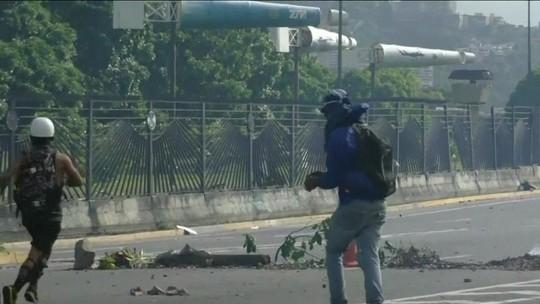 Venezuela diz que sargento que matou jovem de 22 anos durante manifestação foi detido