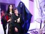 Com Di Ferrero, Isabeli Fontana festeja os dez anos do filho caçula