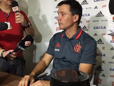 Zé Ricardo Flamengo (Foto: Richard Souza)