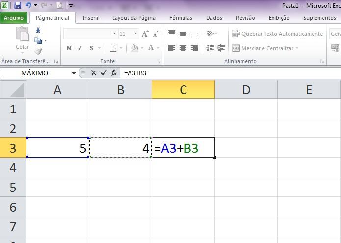 criar formulas4