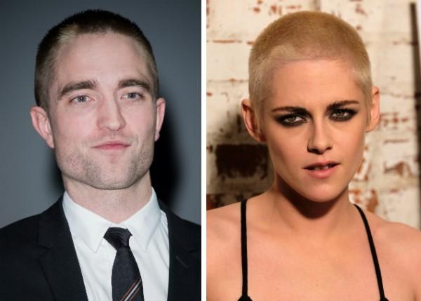 Robert Pattinson e Kirsten Stewart (Foto: Getty Images)