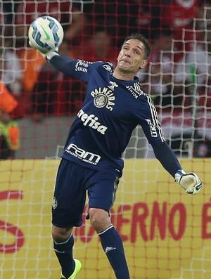 Internacional x Palmeiras Fernando Prass